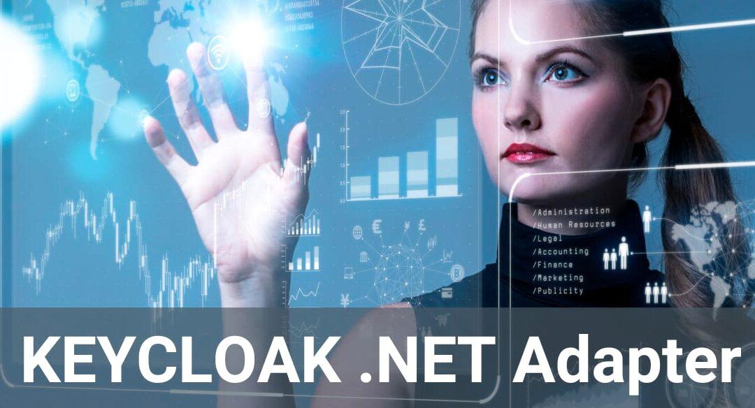 Keycloak .NET Adapter in Microsoft® Visual Studio nutzen